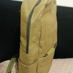 Recycled Paper Back Pack ~ NEW